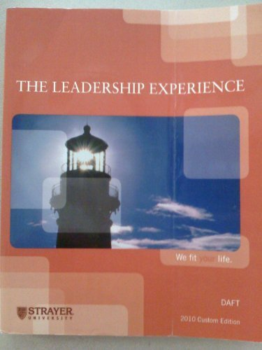 9781111519377: Leadership Experience