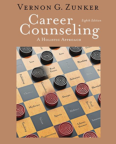 9781111519520: Cengage Advantage Books: Career Counseling: A Holistic Approach