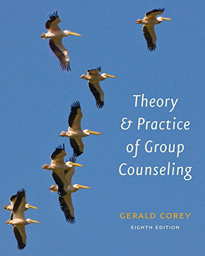 Cengage Advantage Books: Theory and Practice of Group Counseling: Corey, Gerald