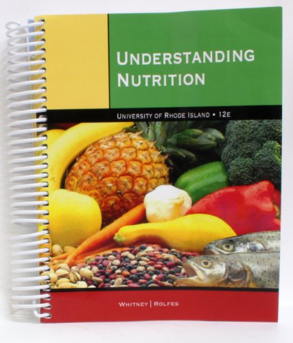 9781111520861: Understanding Nutrition Whitney University Of Rhode Island