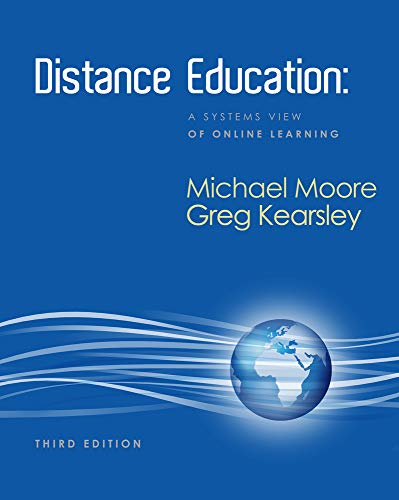 9781111520991: Distance Education: A Systems View of Online Learning (What's New in Education)