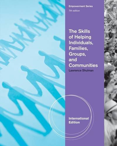 9781111521264: The Skills of Helping Individuals, Families, Groups, and Communities