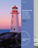 9781111521738: Business Law: Principles for Today's Commercial Environment