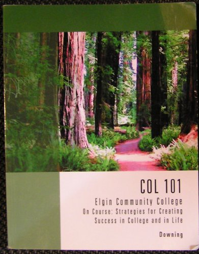 9781111523879: On Course: Strategies for Creating Success in College and in Life