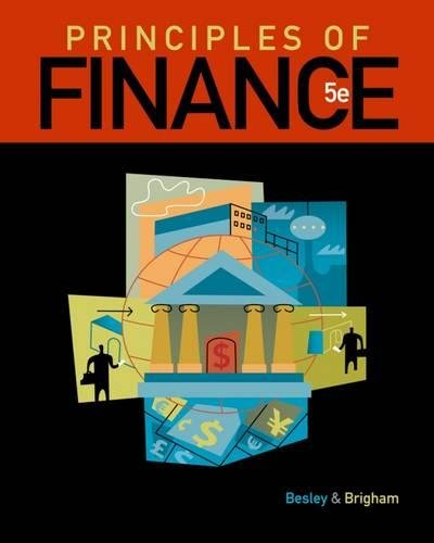 9781111527365: Principles of Finance