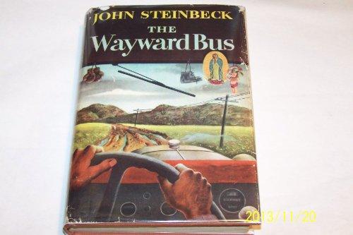 9781111528553: The wayward bus