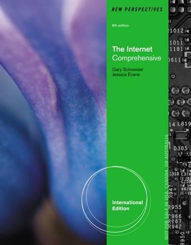 9781111529291: New Perspectives on the Internet. Comprehensive