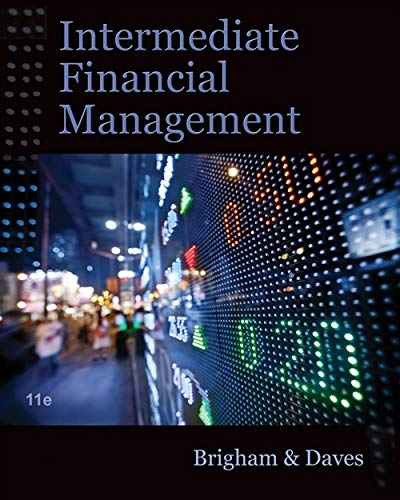 Intermediate Financial Management (with Thomson ONE -: Brigham, Eugene F.,Daves,