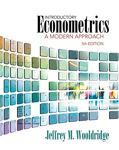 9781111531041: Introductory Econometrics: A Modern Approach (Upper Level Economics Titles)