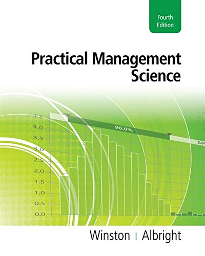 9781111531317: Practical Management Science (with Essential Textbook Resources Printed Access Card)