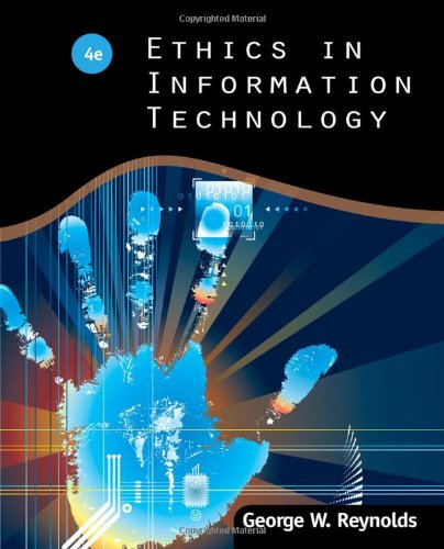 9781111534127: Ethics in Information Technology