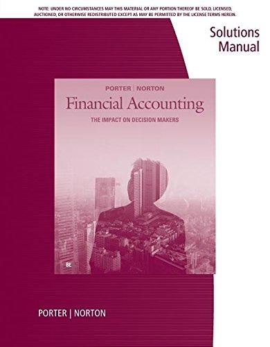 9781111534905: Sm Financial Accounting 11e