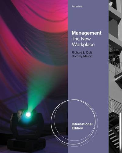 9781111535315: Management the New Workplace