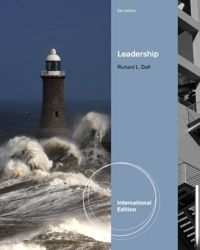 Leadership: Richard Daft (author)