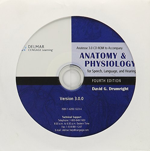 Studyware for Seikel/King/Drumright's Anatomy & Physiology for: Seikel, J. Anthony,