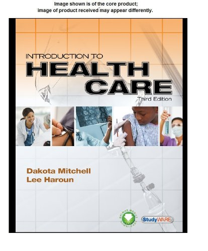 Studyware for Mitchell/Haroun s Introduction to Health: Joyce Mitchell, Lee