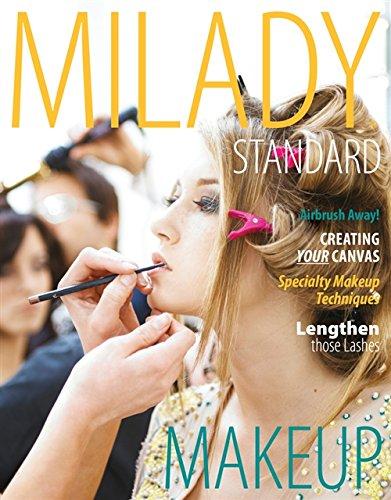 9781111539597: Milady Standard Makeup