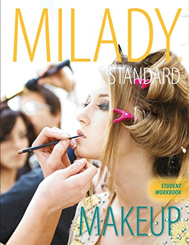 9781111539610: Milady's Standard Makeup Workbook
