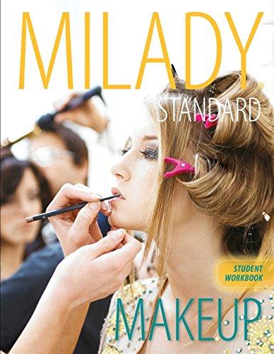 9781111539610: Milady S Standard Makeup Workbook