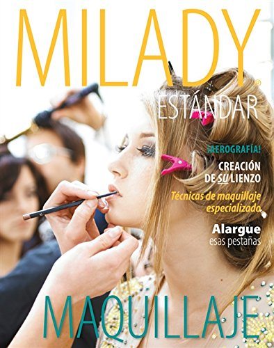 Spanish Translated Milady Standard Makeup (Paperback): Milady