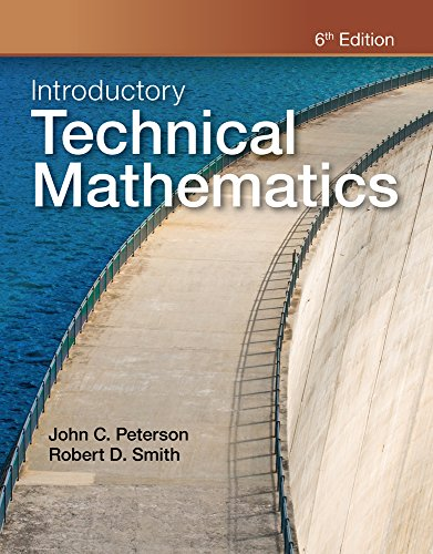 9781111542009: Introductory Technical Mathematics