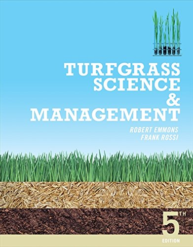 9781111542573: Turfgrass Science and Management