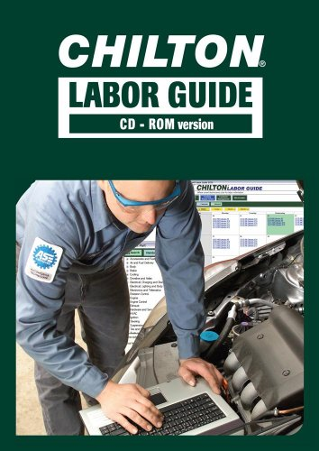 chiltons labor guide