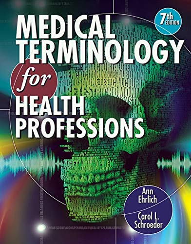 9781111543273: Medical Terminology for Health Professions (with Studyware CD-ROM) (Flexible Solutions - Your Key to Success)
