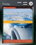9781111543822: Autodesk Inventor Essentials 2011-School Edition