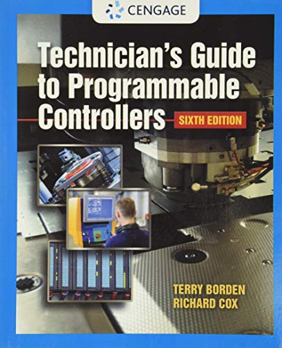 9781111544096: Technician's Guide to Programmable Controllers