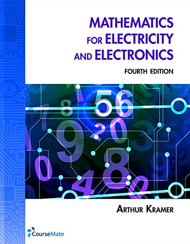 9781111545079: Mathematics for Electricity & Electronics