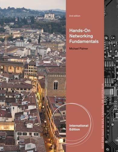 9781111545680: Hands-On Networking Fundamentals, International Edition