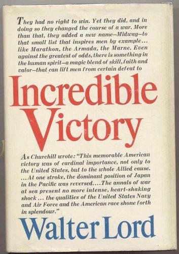 9781111552398: Incredible Victory