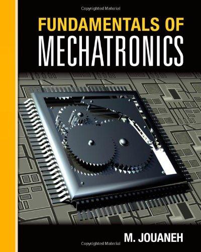 9781111569013: Fundamentals of Mechatronics