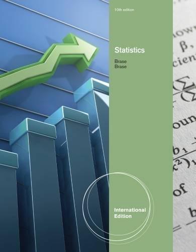 9781111570040: Statistics, International Edition