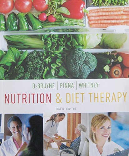 9781111571078: Ie Nutrition Diet Therapy 8e