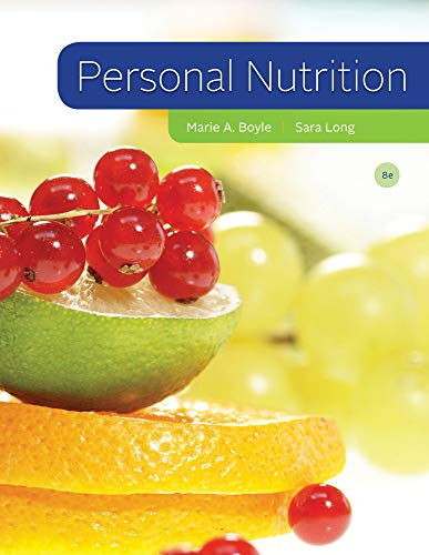 9781111571139: Personal Nutrition