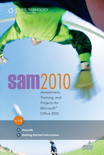 9781111571542: SAM 2010 Assessment, Training, and Projects 1.5 Printed Access Card