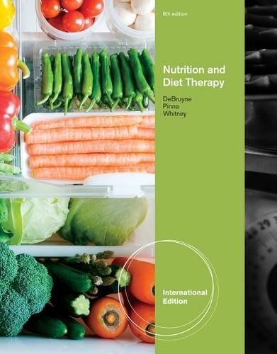 9781111571818: Nutrition and Diet Therapy