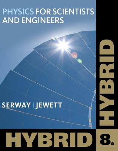 9781111572051: Physics for Scientists and Engineers, Hybrid (with Webassign)