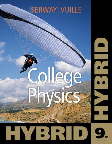 College Physics, Hybrid (with Enhanced WebAssign Homework: Serway, Raymond A.;