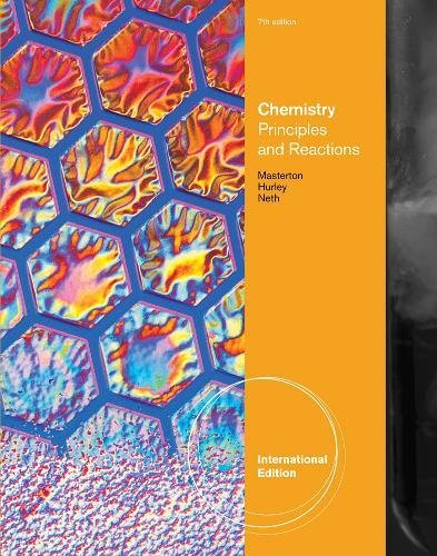 9781111572174: Chemistry: Principles and Reactions