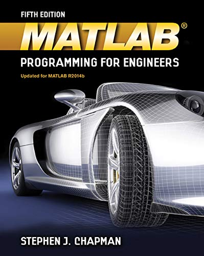 9781111576714: MATLAB Programming for Engineers