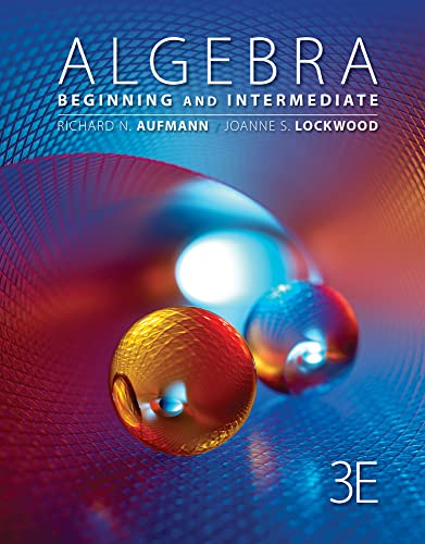 9781111579500 algebra beginning and intermediate textbooks 9781111579500 algebra beginning and intermediate textbooks available with cengage youbook fandeluxe Gallery