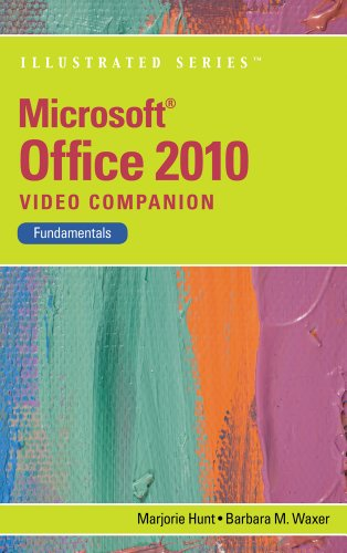 9781111579760: Video Companion DVD for Hunt/Waxer's Microsoft Office 2010: Illustrated Fundamentals