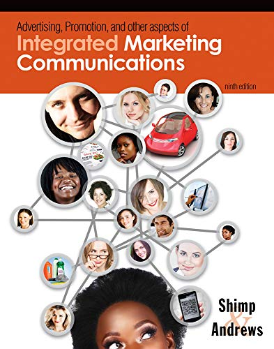 9781111580216: Advertising Promotion and Other Aspects of Integrated Marketing Communications