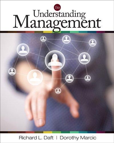 9781111580247: Understanding Management