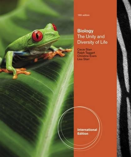 9781111580988: Biology: The Unity and Diversity of Life.