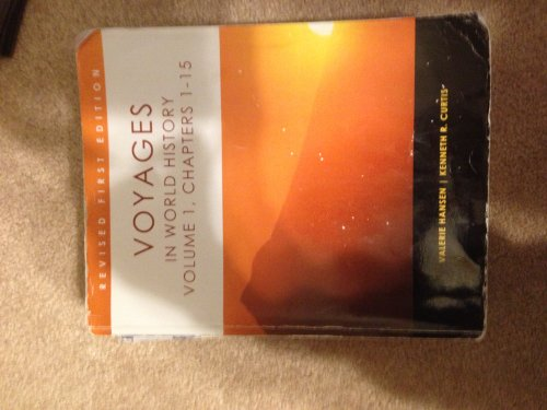 9781111619466: Voyages in World History: Volume 1, Chapters 1-15 (Volume 1)