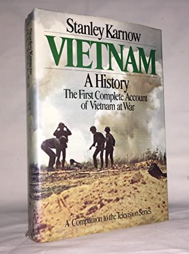 9781111634179: Vietnam; A History. [Gebundene Ausgabe] by KARNOW, Stanley.